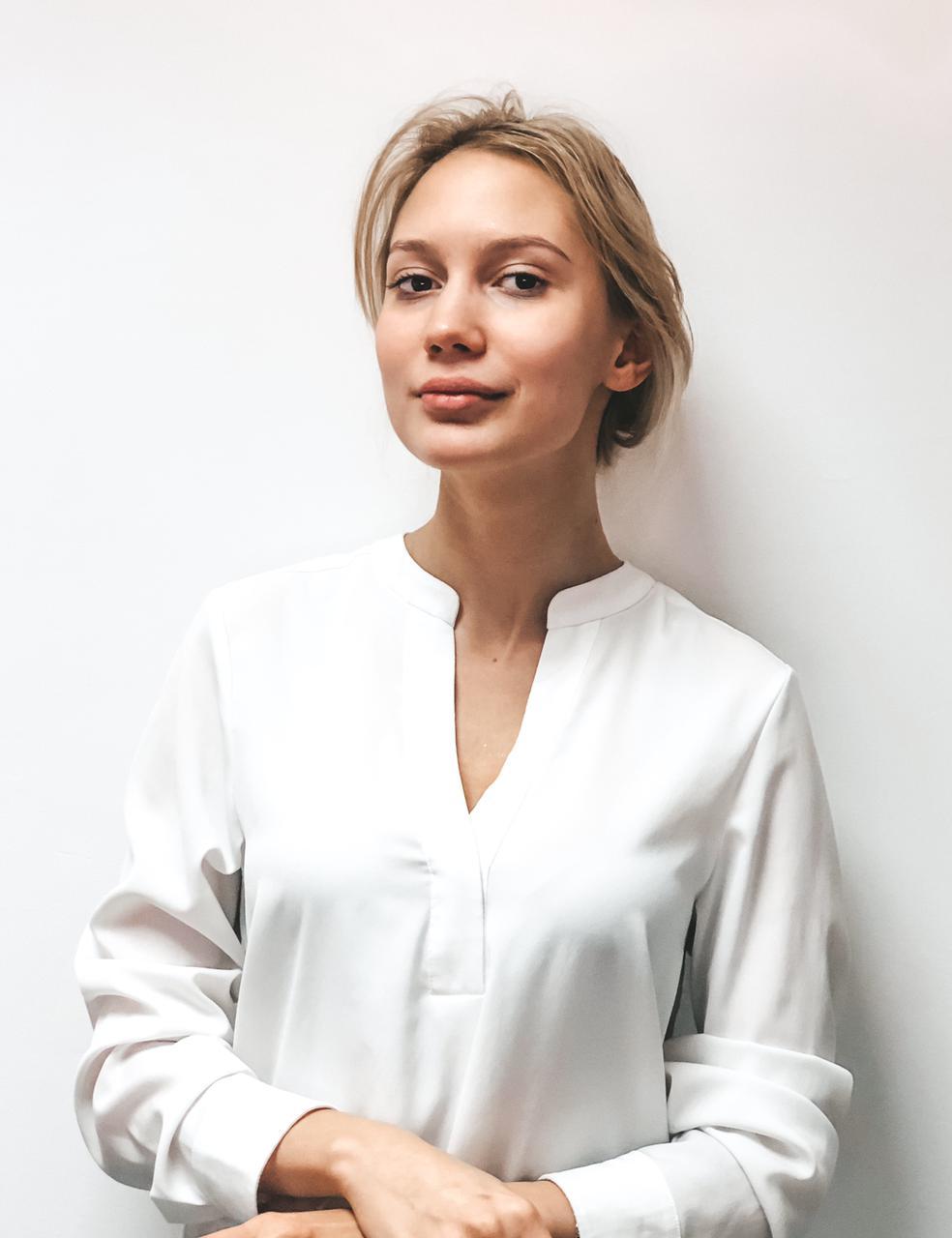 Виталия Сташок